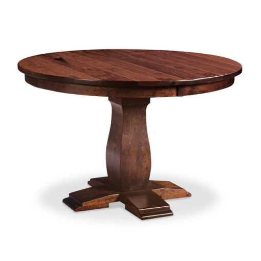 Build Your Own Avalon Studio Pedestal table with large base by Simply Amish at Creative Classics Furniture in Alexandria VA near Arlington VA and Washington DC