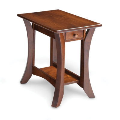 Park Ave side table in two sizes by Simply Amish Furniture at Creative Classics Furniture in Alexandria VA near Washington DC and Arlington VA
