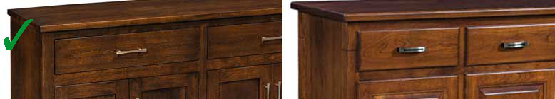 Not All Amish Furniture Is Created Equal