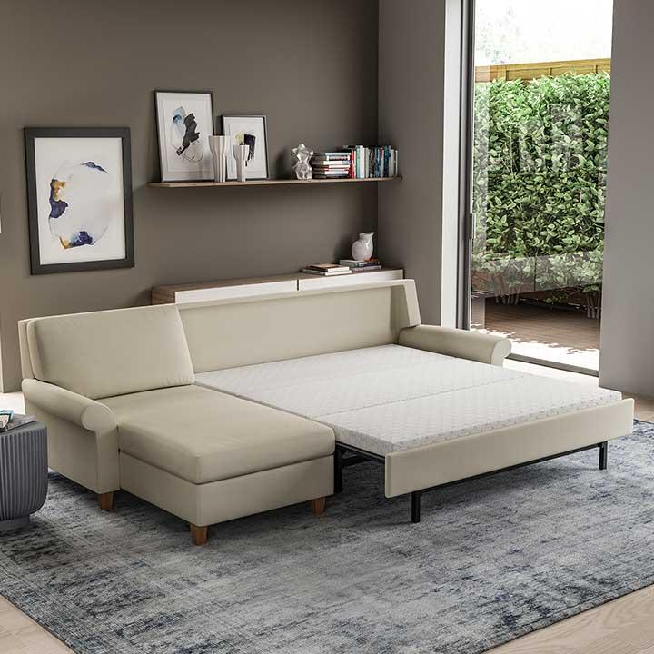 Gibbs Comfort Sleeper By American Leather Creative Classics