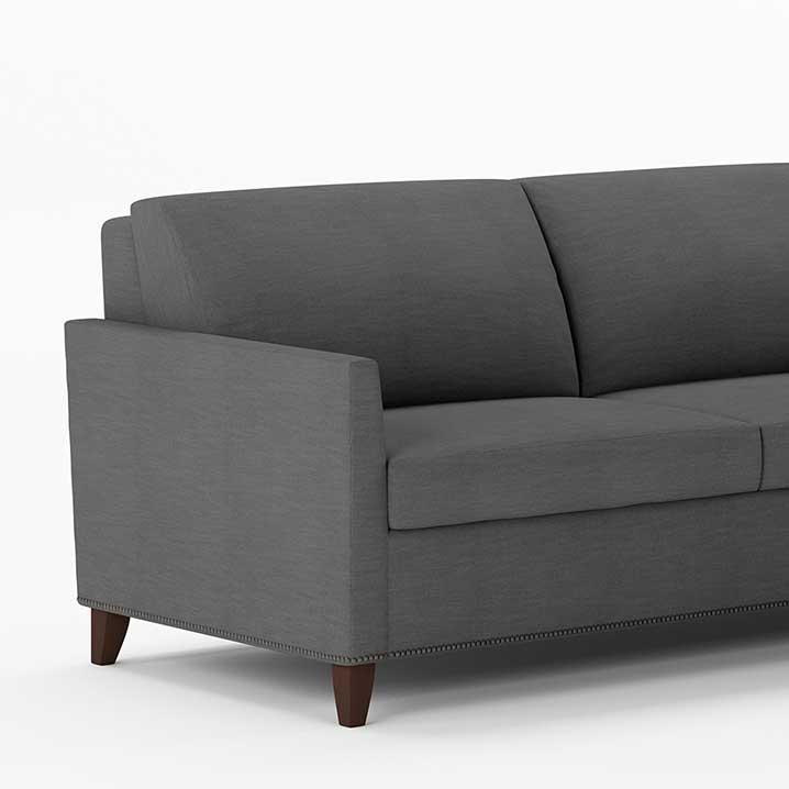 Harris Comfort Sleeper By American Leather Creative Classics