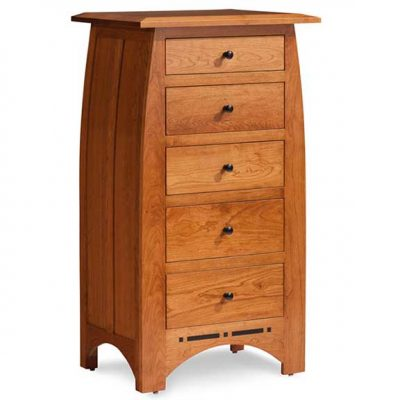 Aspen Solid Wood Lingerie Chest by Simply Amish Furniture at Creative Classics Furniture in Alexandria VA