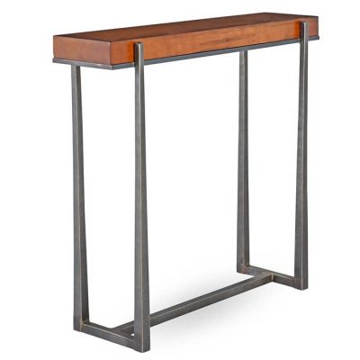 Wood Top Cooper Console Table by Charleston Forge at Creative Classics Furniture in Alexandria VA near Washington DC and Arlington VA