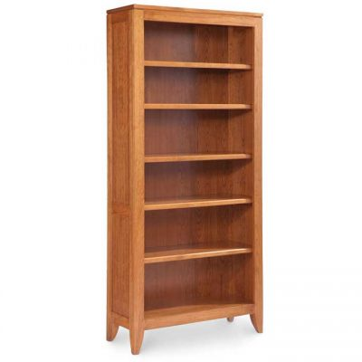 Justine Open Bookcase in three heights by Simply Amish Furniture at Creative Classics Furniture in Alexandria VA near Washington DC and Arlington VA