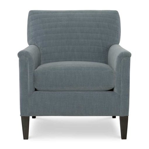 Digby Chair in fabric or leather