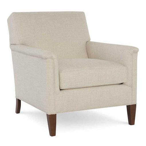 Digby Chair in Ivory Fabric by CR Laine Furniture at Creative Classics Furniture in Alexandria VA