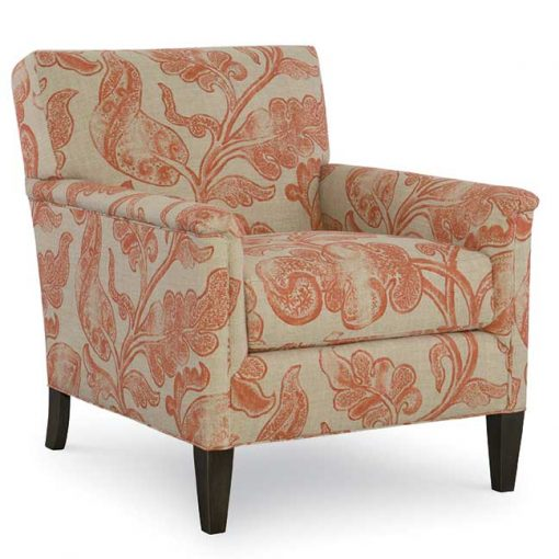 Digby Chair in printed fabric by CR Laine Furniture at Creative Classics Furniture in Alexandria VA near Washington DC and Arlington VA