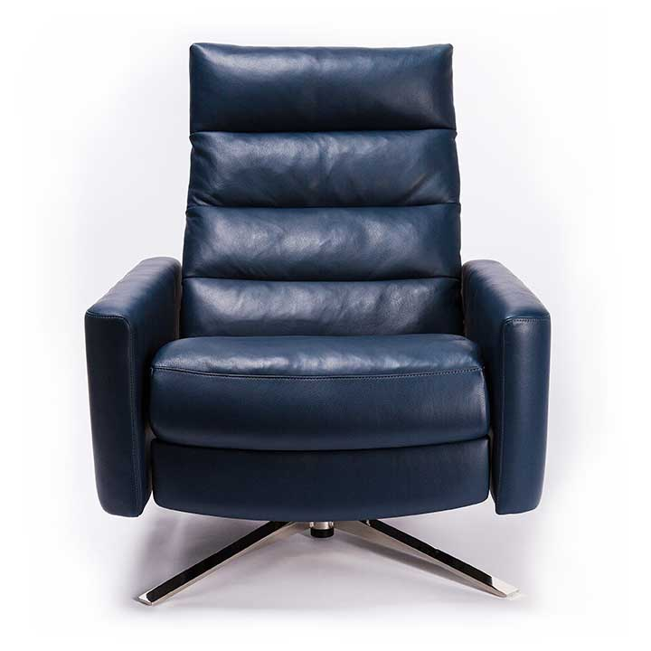 Cirrus Comfort Air Chair By American Leather Creative Classics