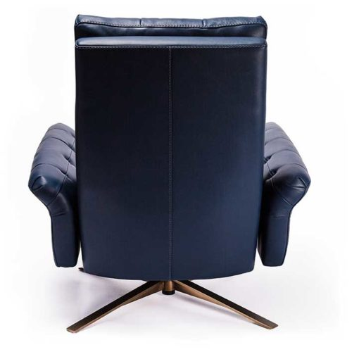Pileus Comfort Air™ Chair by American Leather Back View at Creative Classics Furniture in Alexandria VA near Arlington VA and Washington DC