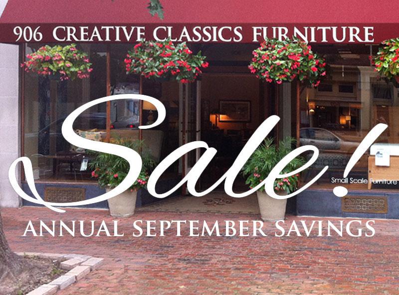 Creative Classics Furniture Store Alexandria VA Sale