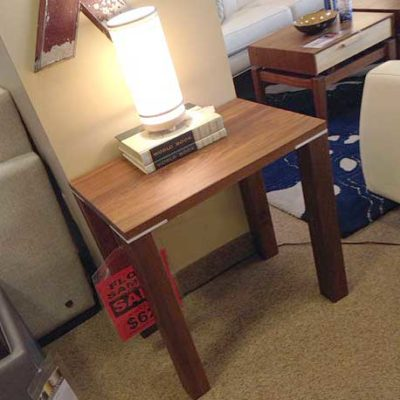 Unica End Table