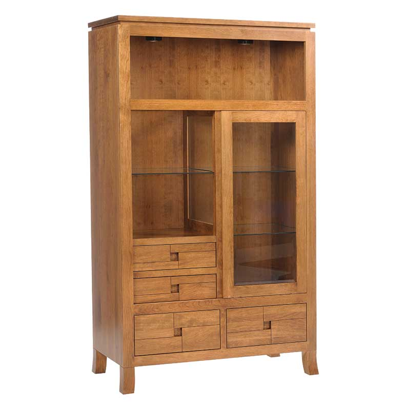 Original cabinet on display at Creative Classics Furniture in Alexandria, VA