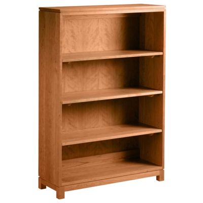 Solid hardwood Oxford small bookcase by Gat Creek Furniture at Creative Classics Furniture in Alexandria VA near Washington DC and Arlington VA