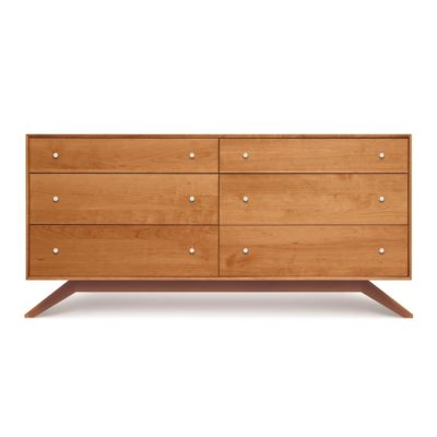 Astrid 6 drawer in cherry