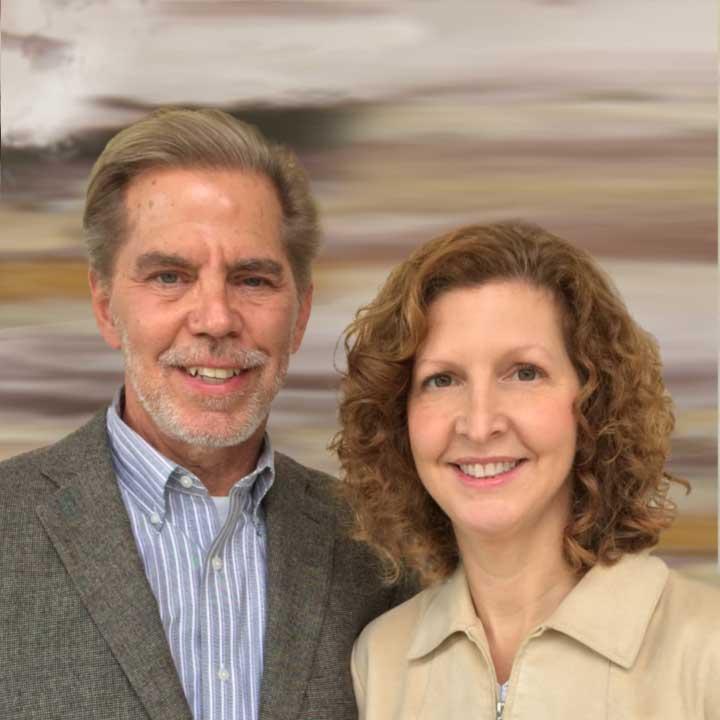 Scott and Rachel, Creative Classic's Owners
