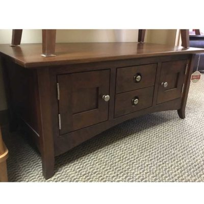 Shaker Cabinet Lift Top Coffee Table