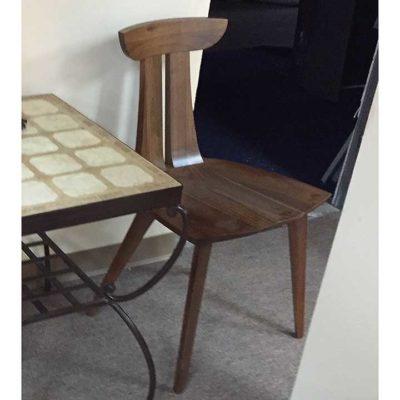 Estelle Side Chair - Walnut