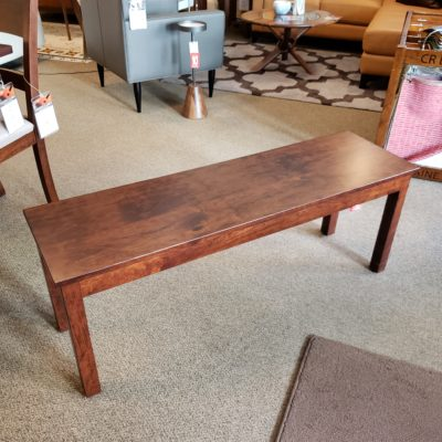 Sheffield Dining Bench