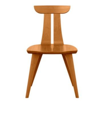 Estelle side chair in cherry