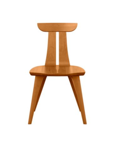 Estelle side chair in cherry