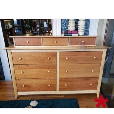 Sarah 6-Drawer & Accessory Case