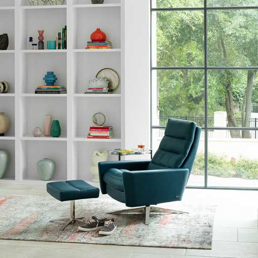 Cirrus Comfort Air™ Chair by American Leather