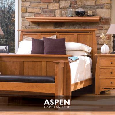 Aspen Bedroom - Express Ship